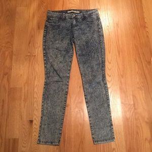 Grane Jeans - Acid wash skinny jegging